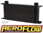 AEROFLOW 16 ROW ENGINE OR TRANS OIL COOLER 330MM L X 123MM H X 51MM D AF72-4016