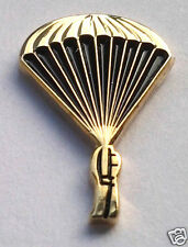 ARMY PARATROOPER JUMPER GOLD Military Veteran Hat Pin 15804 HO