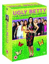 ❏ Ugly Betty Series 1 - 4 + BONUS FEATURES Complete Collection DVD Season New ❏