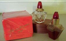 Three Kisses XXX Eau De Cologne Perfume by Victoria Secrets Vintage Super Rare!