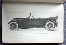 1919 AUTOMOBILE ENGINEERING Reference AUTOS Cars ELECTRICITY Lighting IGNITION