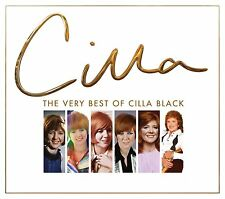 CILLA BLACK THE VERY BEST OF CD & DVD SET - NEW RELEASE NOVEMBER 2015