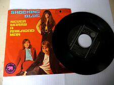 "SHOCKING BLUE""NEVER MARRY A RMAN-disco 45 giri METRONOME Ger 1970"" PERFETTO"