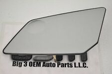 Chevrolet Traverse GMC Acadia LH Driver Side View Mirror Glass spotter new OEM