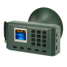 Mp3 Player Hunting Bird Caller Sound Decoy 10W Loud Speaker with Remote Control