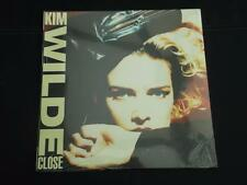 "KIM WILDE CLOSE 1988 UK 12"" VINYL RECORD LP NEW AND SEALED"