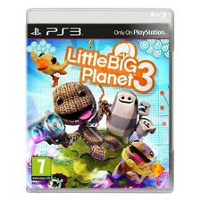 Little Big Planet 3 PS3 Brand New