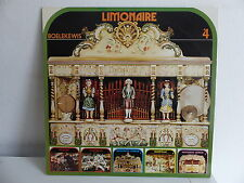 Orgue limonaire Boelekewis N° 4 BECQUART MORTIER 84 HOOGHUYS BURSENS LPX 464