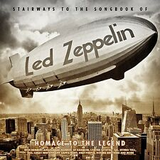 STAIRWAYS TO THE SONGBOOK OF LED ZEPPELIN-HOMAGE  CD NEU