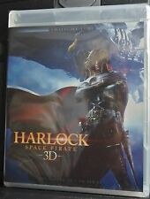 Twilight Time Harlock Space Pirate 3D/2D Blu-ray's Limited Edition(3,500)-New