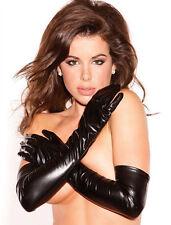 Fetish strict bdsm bondage Black Gloves