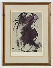 "David Alfaro Siqueiros (Mexican, 1896-1974) ""Fantasia de la Carcel"" #3 Lot 202"