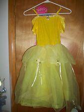 Disney Belle Costume Dress! 7-8   Vintage