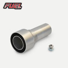 "DB Killer to fit 2"" / 51mm OD Straight Outlet Exhaust Cans - Removable Baffles"