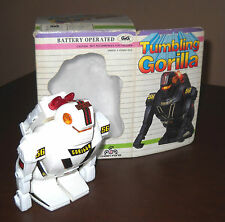 Robot TUMBLING GORILLA – GIG Nuovo Battery Operated CF-844 Chain Fong