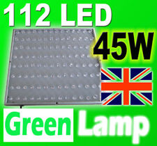 112 LED 45W ALL BLUE Grow Panel Blue Hydroponic Light Board