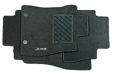 Genuine Nissan Juke Car Floor Mats Tailored Front + Rear Set of 4 KE7551K021