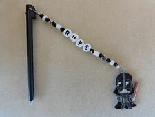 Personalised DSi DS Lite Stylus / Pen with charm Darth Vader