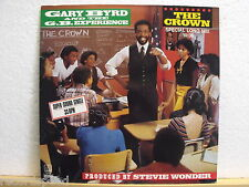"★★ 12"" Maxi - GARY BYRD & G.B. EXPERIENCE - The Crown (Special Long Mix 10:35)"
