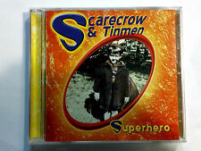 Superhero by Scarecrow & Tinmen [CD, Jul-2000] christian music and NEW & SEALED