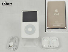 Apple Ipod Classic 5th Generación Blanco (30 Gb) + Accesorios (bundle) - Perfecto