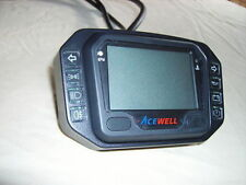 Acewell 3252 Digital Salpicadero Speedo & Luces De Advertencia CEC