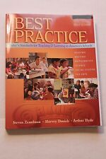 Best Practice : Today's Standards for Teaching & Learning in America's Schools