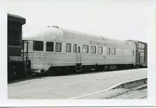 W995 RP 1973 NEW YORK CENTRAL NYC RR TAVERN CAR SOUTHWESTERN LIMITED SANFORD FL