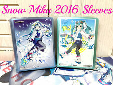 Precious Memories SNOW MIKU HATSUNE 2016 SLEEVE COLLECTION Yukine Rare KAWAII !