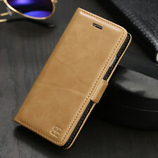 For Apple iPhone 6 7 Plus Luxury Flip Cover Wallet Card Leather Phone Case Stand