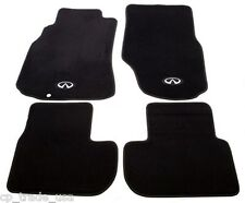 NRG Carpet Floor Mat Set Fits Infiniti G35 2003-2006 Coupe FMR-600