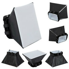 Universal Foldable Soft Box Flash Diffuser Dome For Canon Nikon Sony Pentax 2016