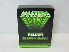 MOTU,KELDOR,200X,Exclusive 2003,MOC,MISB,sealed,Masters Of The Universe,He Man