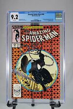 The Amazing Spider-Man #300 - CGC 9.2 - 1st Venom - Marvel Comics - WP