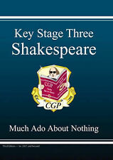 KS3 English Shakespeare Text Guide Much Ado About Nothing (Ks3 Shakespeare),GOOD