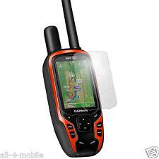 6 x CLEAR PROTEGGI SCHERMO per Garmin Astro 320 / DC40-puntamento Accessorio GPS