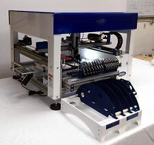 Full Automatic Benchtop Pick and Place Machine with Vision Works to 0402, LED