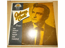 Johnny Cash - sings The Songs That Made Him Famous - LP - Sun  SLP 1235