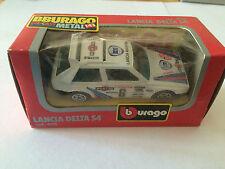 BBURAGO BURAGO LANCIA DELTA S4 COD. 4135 ANNEE 1983 ECHELLE 1/43 EN BOITE