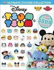 Ultimate Sticker Collections: Ultimate Sticker Collection: Disney Tsum Tsum...