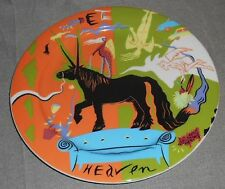 Langenthal BOPLA! SERIES Swiss Made Plate GREAT GRAPHICS!