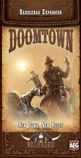 Doomtown Reloaded New Town New Rules Saddlebag Expansion Toy AEG 5902