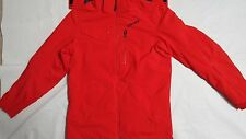 New SPYDER Defender Men's Hooded Jacket Coat Ski Size M