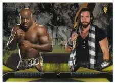 2016 Topps WWE Then Now Forever Rivalries NXT #10 Elias Samson vs. Apollo Crews