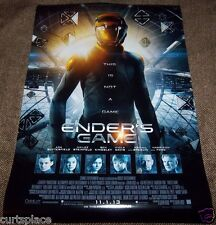"""ENDER'S GAME Original Movie Theater Poster, 27""""X 40"""" Size,Free Shipping Included"""