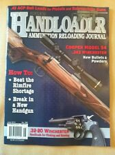 Handloader June 2014 FREE SHIPPING, How To Break In A New Gun