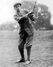 1913 US Amateur Golfer FRANCIS OUIMET Glossy 8x10 Photo Golf Swing Print Poster