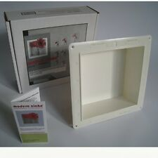 Wall Niche - Modern Niche, Recessed in Wall Display (for drywall applications)
