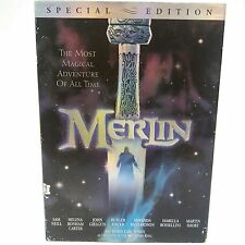 Merlin (DVD, 2004, Special Edition) WITH INSERT!!!