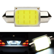 1x 12 SMD 39mm  COB LED White Bulbs For Car Indicator Reading  Lights Map Lamp